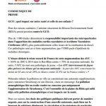 Juste après la démission de Nicolas Hulot, le GCO vient d'être validé