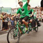 Les vélos du Tour Alternatiba 2018 roulent vers Strasbourg