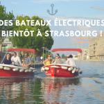 On connait les prix des nouveaux bateaux sans permis de Strasbourg