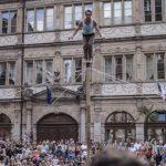 Quand magie et flammes envahissent les rues de Strasbourg