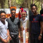 Rencontre avec le prêtre strasbourgeois qui recueille des jeunes migrants