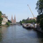 Se baigner dans l'Ill va redevenir possible à Strasbourg