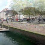 Voilà à quoi devraient ressembler les quais sud de Strasbourg en 2019